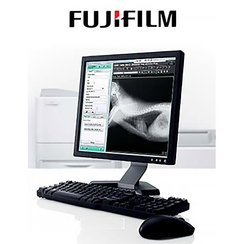 "Fujifilm FCRView Console [""Readers""]"