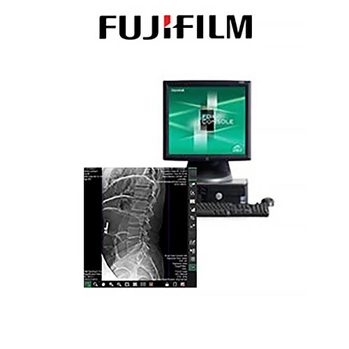 "Fujifilm FDX Console [""Readers""]"