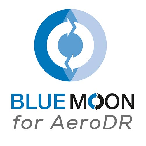 Konica Blue Moon for DR